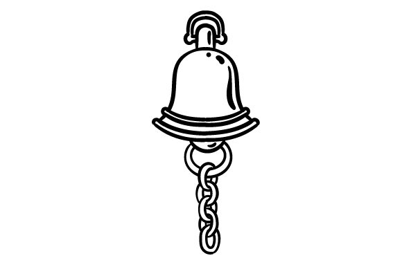 Download Free Ship Bell Svg Cut File By Creative Fabrica Crafts Creative Fabrica for Cricut Explore, Silhouette and other cutting machines.