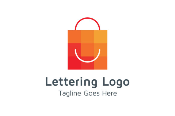 Shoping Logo Graphic By Acongraphic Image 1