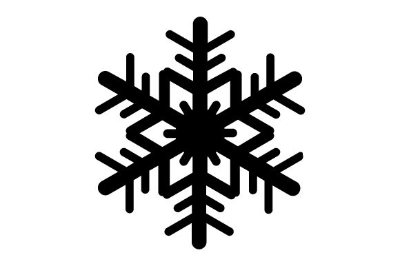 Download Free Snow Flake Icon Graphic By Marco Livolsi2014 Creative Fabrica for Cricut Explore, Silhouette and other cutting machines.