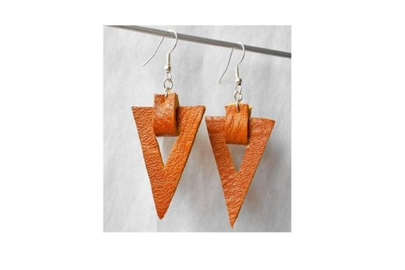 Download Free Stacked Earrings Graphic By Hd Art Workshop Creative Fabrica for Cricut Explore, Silhouette and other cutting machines.