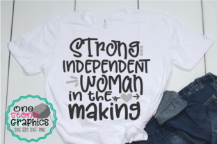 Strong Woman Graphic By Onestonegraphics Creative Fabrica