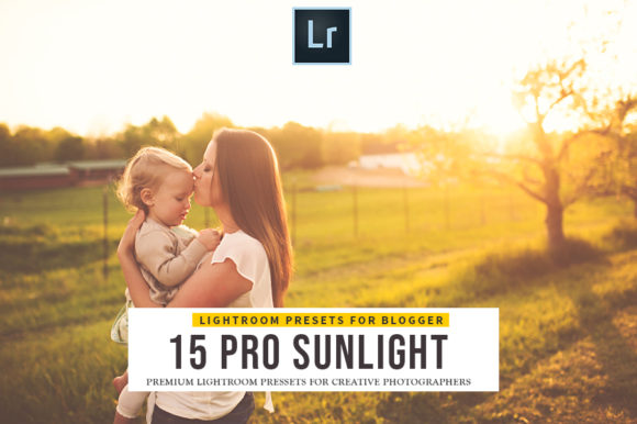 Sunlight Lightroom Presets Graphic Actions & Presets By Presetsh
