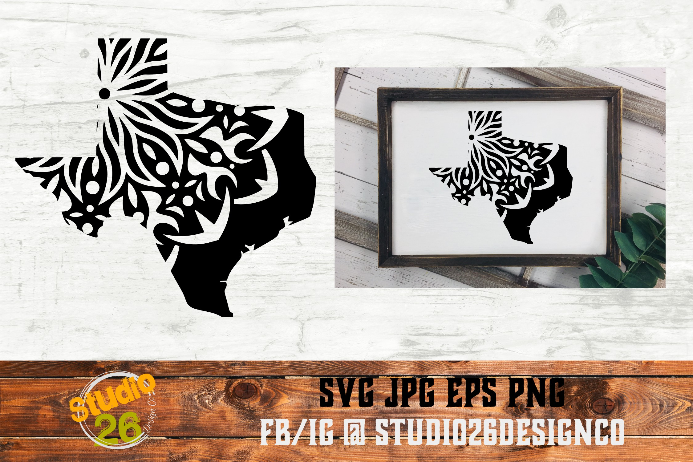 Download Free Tx State Mandala 3 Svg Png Eps Graphic By Studio 26 Design Co for Cricut Explore, Silhouette and other cutting machines.