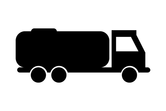 Download Free Tanker Icon Graphic By Marco Livolsi2014 Creative Fabrica for Cricut Explore, Silhouette and other cutting machines.