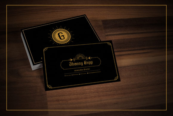 Tastic Business Card Templates Graphic Print Templates By gumacreative - Image 2