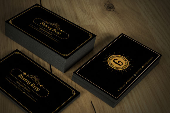 Tastic Business Card Templates Graphic By gumacreative Image 3