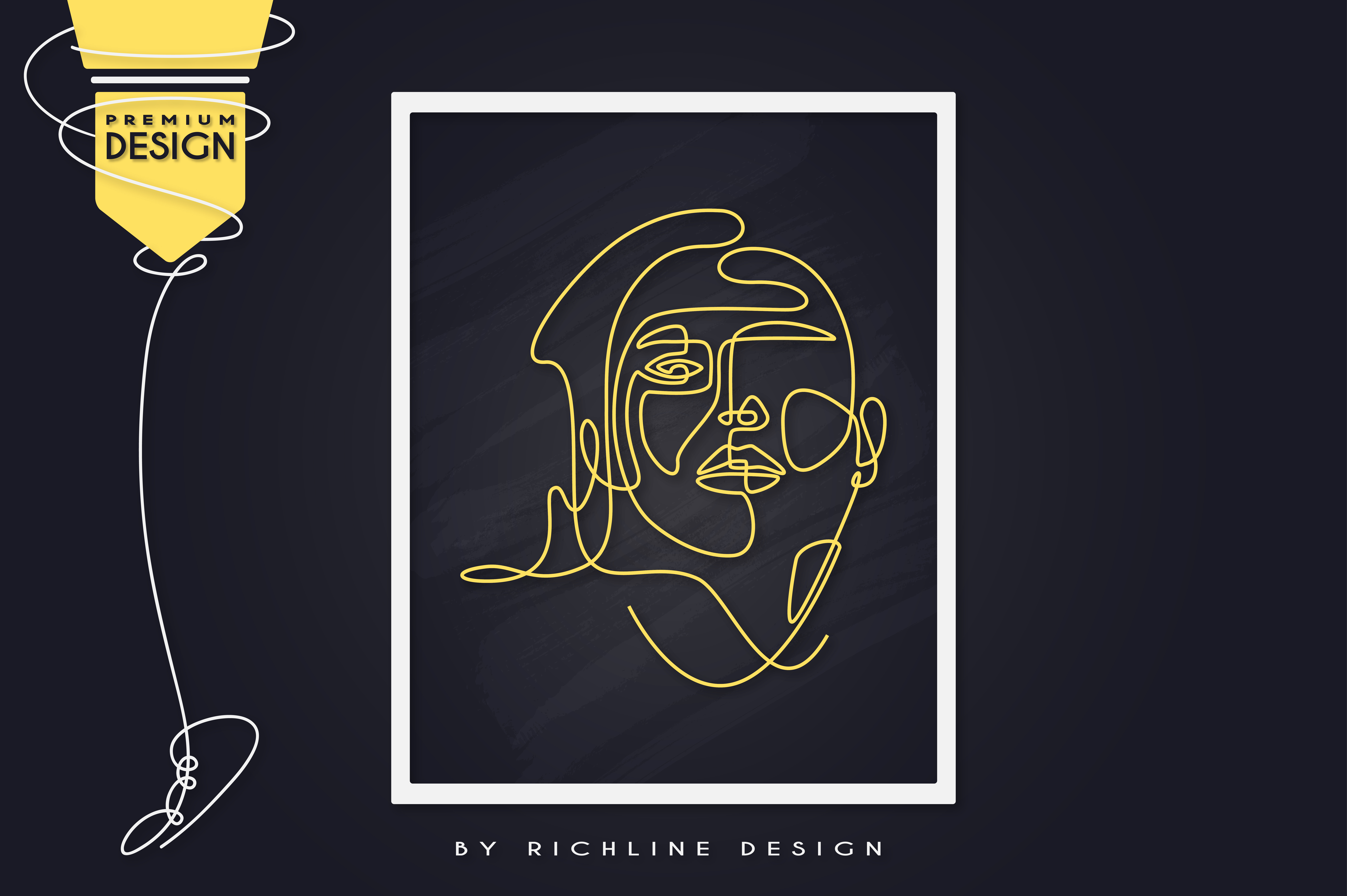 Download Free Taylor Swift Line Art Poster Graphic By Richline Design for Cricut Explore, Silhouette and other cutting machines.
