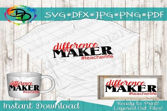 Download Free Teacher Shirt Graphic By Dynamicdimensions Creative Fabrica for Cricut Explore, Silhouette and other cutting machines.