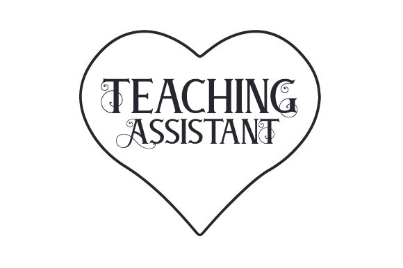 Download Free Teaching Assistant Svg Cut File By Creative Fabrica Crafts for Cricut Explore, Silhouette and other cutting machines.