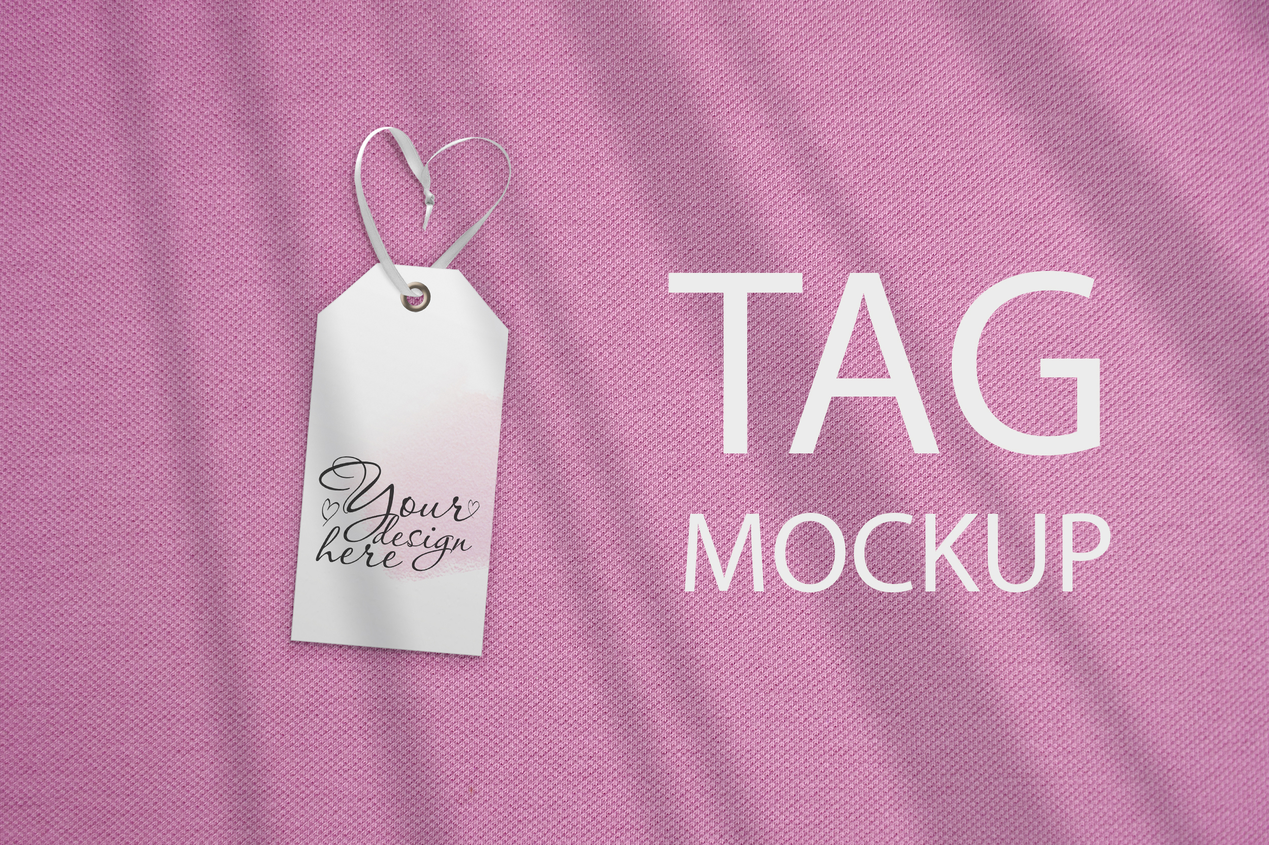 Download Free Thank You Tag Psd Template Mockup Graphic By Natalia Arkusha for Cricut Explore, Silhouette and other cutting machines.