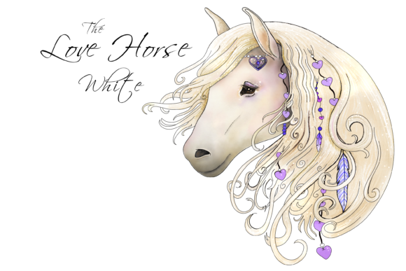 The Love Horse Set Graphic By Jen Digital Art Image 5