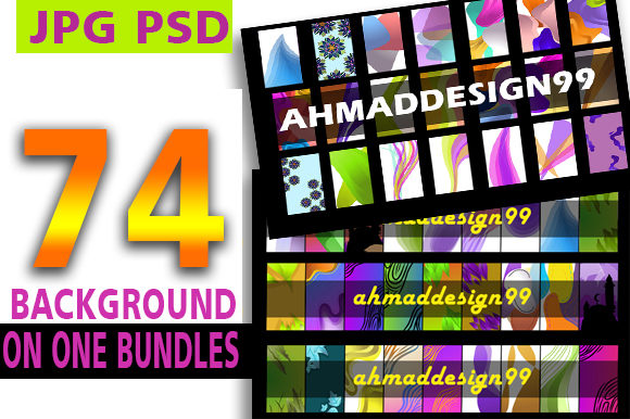 The Most Complete Background Graphic Backgrounds By ahmaddesign99 - Image 1
