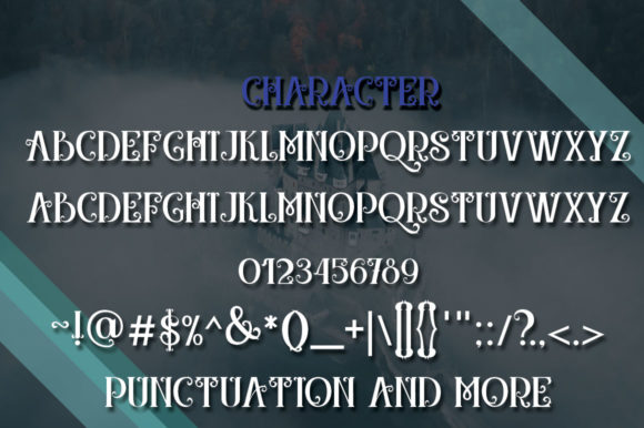 The Suster Font By jehansyah251 Image 3
