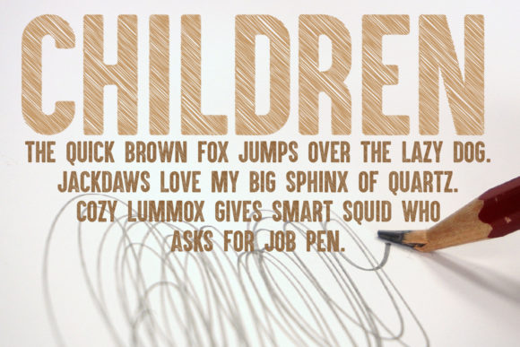Threemore Font By da_only_aan Image 5