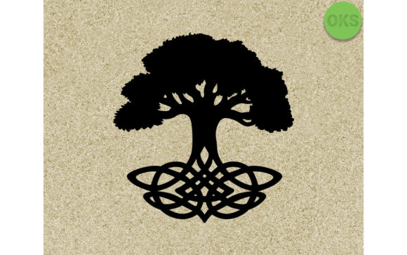 Download Free Tree Of Life Vector Grafik Von Crafteroks Creative Fabrica for Cricut Explore, Silhouette and other cutting machines.