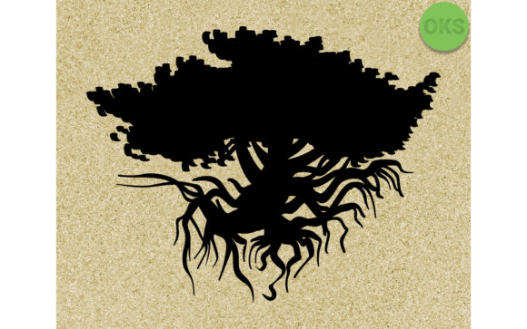 Download Free Tree Of Life Vector Graphic By Crafteroks Creative Fabrica SVG Cut Files