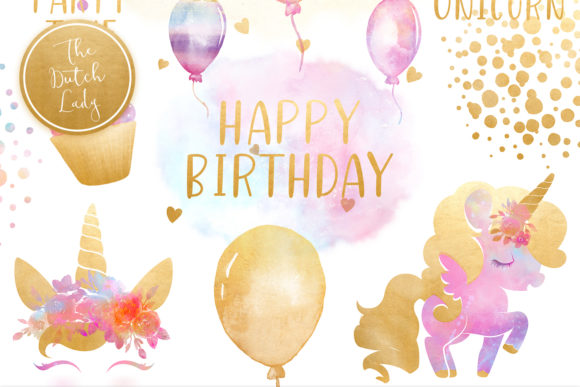 Download Free Cupcake Clipart Set In Gold Glitter Sparkle Pastels Golden for Cricut Explore, Silhouette and other cutting machines.