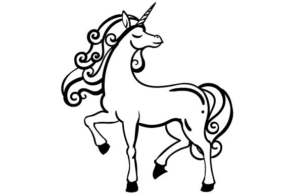 Download Free Unicorn Svg Cut File By Creative Fabrica Crafts Creative Fabrica for Cricut Explore, Silhouette and other cutting machines.