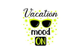 Vacation Mood on Craft Design By Creative Fabrica Crafts
