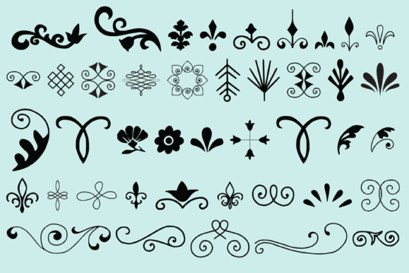Vector Embellishments