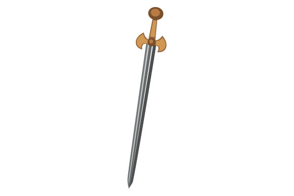 Viking Weapon Vikings Craft Cut File By Creative Fabrica Crafts