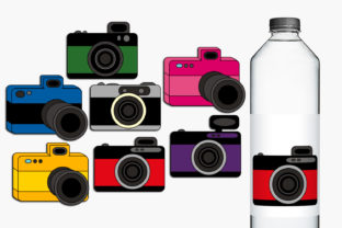 Vintage Camera Graphic By Revidevi