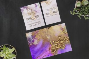 Watercolor Gold PNG Textures Graphic By artisssticcc