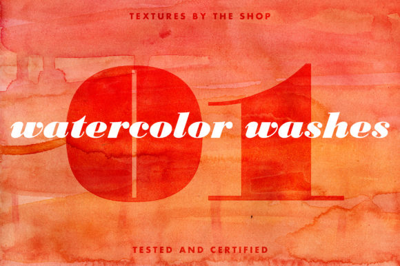 Watercolor Washes Textures Volume 01 Graphic Textures By theshopdesignstudio