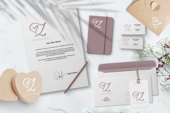 Print on Demand: Wedding Heart Display Font By Happy Letters - Image 7