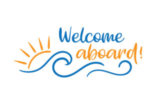 Welcome Aboard! Craft Design By Creative Fabrica Crafts