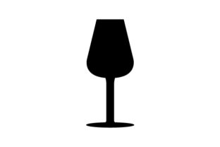 Download Free Wine Glass Icon Graphic By Marco Livolsi2014 Creative Fabrica SVG Cut Files