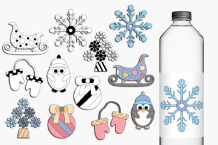 Winter Graphic By Revidevi