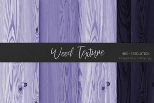 Bold Purple Wood Textures Background Graphic By artisssticcc