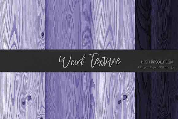 Bold Purple Wood Textures Background Graphic By artisssticcc Image 1