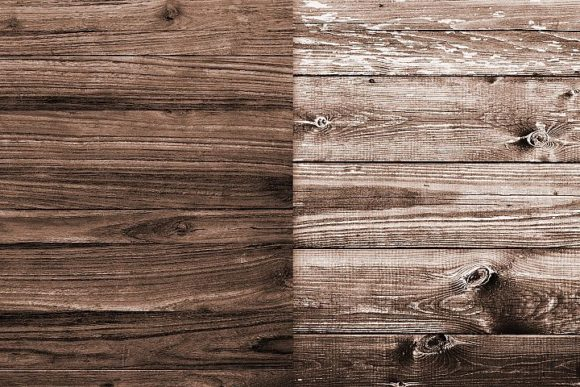 Print on Demand: Brown Wood Textures Backgrounds Graphic Backgrounds By Creative Paper - Image 3