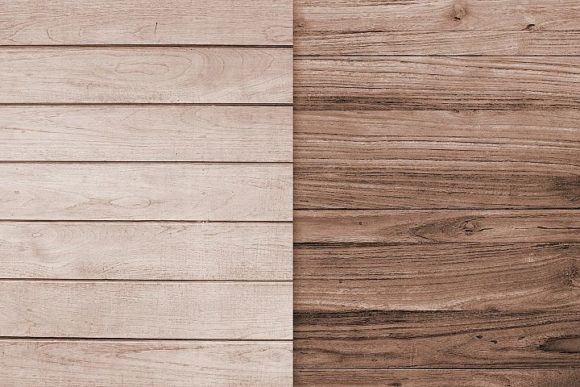 Print on Demand: Brown Wood Textures Backgrounds Graphic Backgrounds By Creative Paper - Image 5