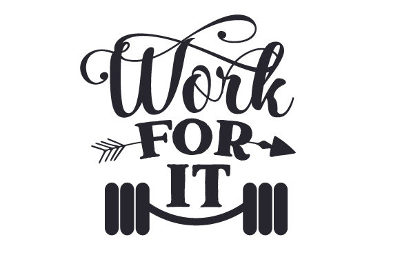 Work for It Craft Design By Creative Fabrica Crafts Image 2
