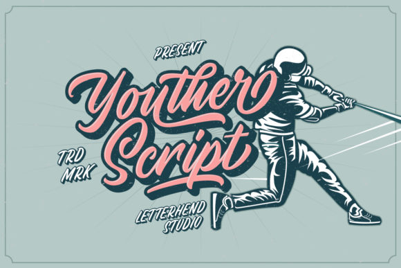 Youther Duo Font By letterhend Image 9