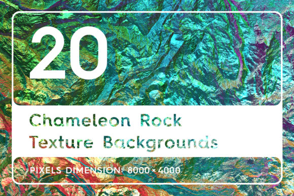 Download Free 20 Chameleon Rock Texture Backgrounds Graphic By Textures for Cricut Explore, Silhouette and other cutting machines.