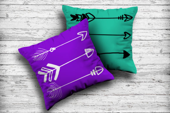 Print on Demand: 30 Premium Handdrawn Arrows Clipart Graphic Illustrations By Creative Tacos - Image 4