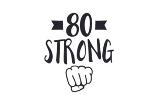 80 Strong Craft Design By Creative Fabrica Crafts
