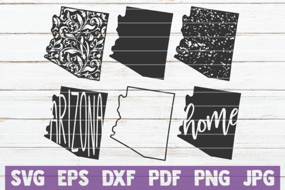 All 50 USA States SVG Bundle   Cut Files Graphic Graphic Templates By MintyMarshmallows - Image 4