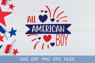 All American Boy Graphic Print Templates By Graphicsqueen