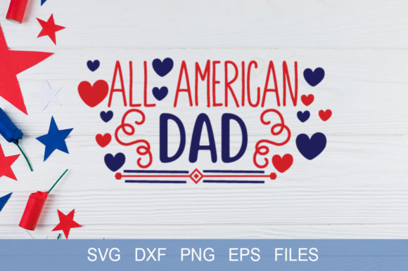 All American Dad Graphic Print Templates By Graphicsqueen