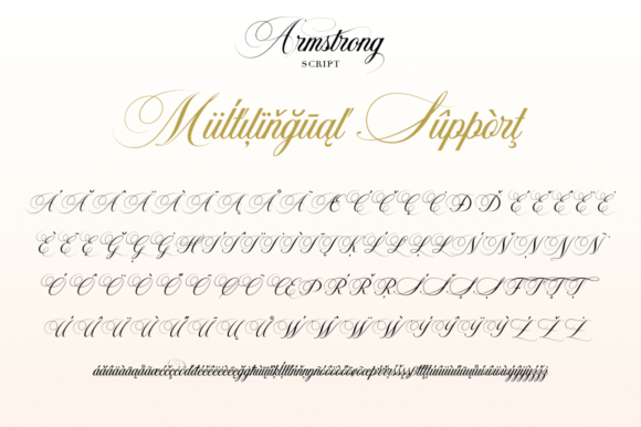 Armstrong Font By Pasha Larin Image 15