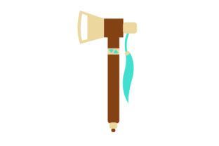 Axe Craft Design By Creative Fabrica Crafts