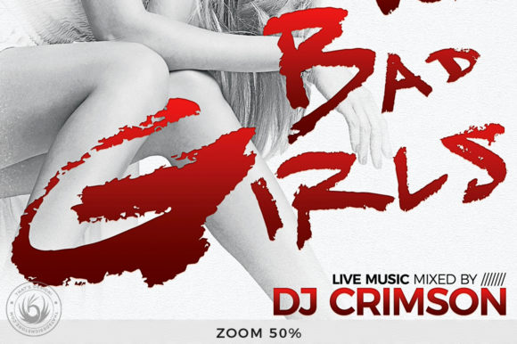 Bad Girls Flyer Template Graphic By ThatsDesignStore Image 8