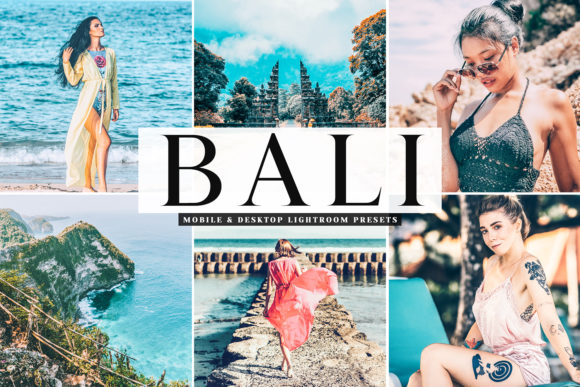Download Free Bali Mobile Desktop Lightroom Presets Graphic By Creative for Cricut Explore, Silhouette and other cutting machines.