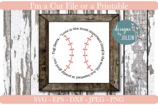 Download Free Baseball Word Art Graphic By Designs By Jolein Creative Fabrica for Cricut Explore, Silhouette and other cutting machines.