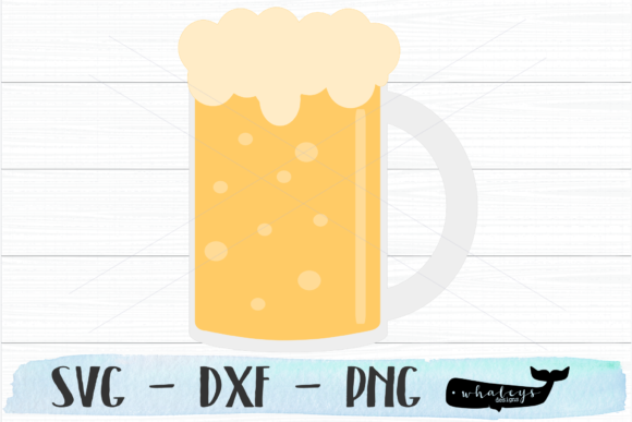 Download Free Beer Mug Graphic By Whaleysdesigns Creative Fabrica SVG Cut Files
